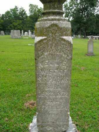 PARKS, NELLIE - Boone County, Arkansas   NELLIE PARKS - Arkansas Gravestone Photos