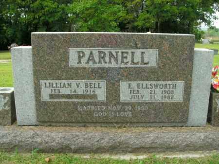 PARNELL, E.ELLSWORTH - Boone County, Arkansas | E.ELLSWORTH PARNELL - Arkansas Gravestone Photos