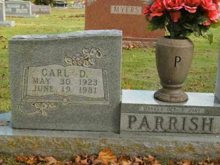 PARRISH, CARL DEAN - Boone County, Arkansas | CARL DEAN PARRISH - Arkansas Gravestone Photos