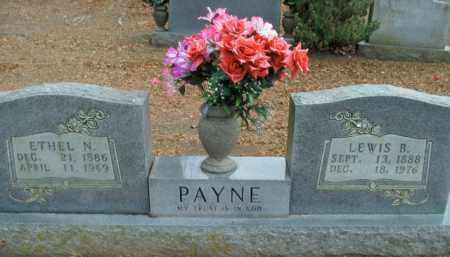 PAYNE, LEWIS B. - Boone County, Arkansas | LEWIS B. PAYNE - Arkansas Gravestone Photos