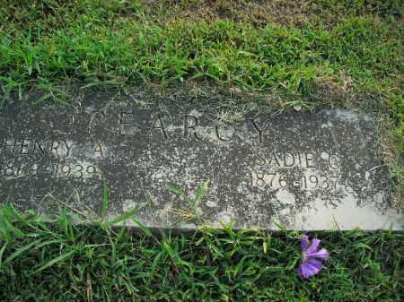 PEARCY, HENRY A. - Boone County, Arkansas | HENRY A. PEARCY - Arkansas Gravestone Photos