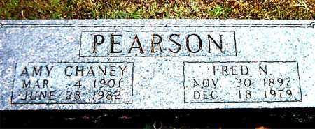 PEARSON, FRED  N. - Boone County, Arkansas | FRED  N. PEARSON - Arkansas Gravestone Photos