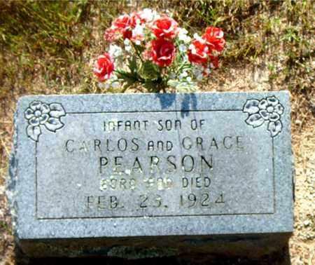 PEARSON, INFANT SON - Boone County, Arkansas   INFANT SON PEARSON - Arkansas Gravestone Photos