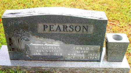 PEARSON, MABEL NOREEN - Boone County, Arkansas | MABEL NOREEN PEARSON - Arkansas Gravestone Photos