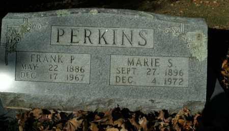 PERKINS, FRANK P. - Boone County, Arkansas | FRANK P. PERKINS - Arkansas Gravestone Photos