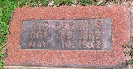PERKINS, J C - Boone County, Arkansas   J C PERKINS - Arkansas Gravestone Photos