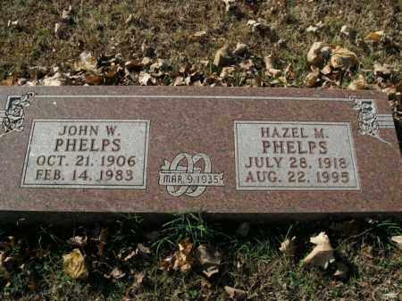 PHELPS, HAZEL M. - Boone County, Arkansas | HAZEL M. PHELPS - Arkansas Gravestone Photos