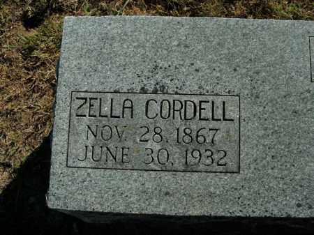PHIFER, ZELLA - Boone County, Arkansas   ZELLA PHIFER - Arkansas Gravestone Photos