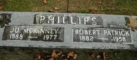 MCKIINNEY PHILLIPS, JO - Boone County, Arkansas | JO MCKIINNEY PHILLIPS - Arkansas Gravestone Photos