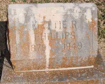 PHILLIPS, METTIE R. - Boone County, Arkansas | METTIE R. PHILLIPS - Arkansas Gravestone Photos