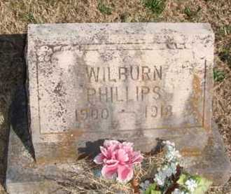 PHILLIPS, WILBURN - Boone County, Arkansas | WILBURN PHILLIPS - Arkansas Gravestone Photos