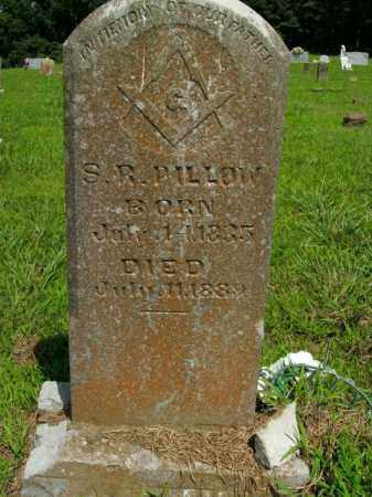 PILLOW, STEPHEN R. - Boone County, Arkansas | STEPHEN R. PILLOW - Arkansas Gravestone Photos