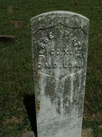 PIRTLE  (VETERAN UNION), JESSE - Boone County, Arkansas | JESSE PIRTLE  (VETERAN UNION) - Arkansas Gravestone Photos