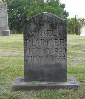 PLUMLEE, JOEL - Boone County, Arkansas | JOEL PLUMLEE - Arkansas Gravestone Photos