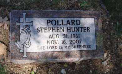 POLLARD, STEPHEN HUNTER - Boone County, Arkansas | STEPHEN HUNTER POLLARD - Arkansas Gravestone Photos