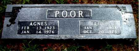 POOR, FLOYD - Boone County, Arkansas | FLOYD POOR - Arkansas Gravestone Photos