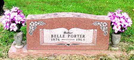 PORTER, BELLE - Boone County, Arkansas | BELLE PORTER - Arkansas Gravestone Photos
