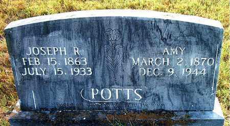 POTTS, AMY - Boone County, Arkansas | AMY POTTS - Arkansas Gravestone Photos