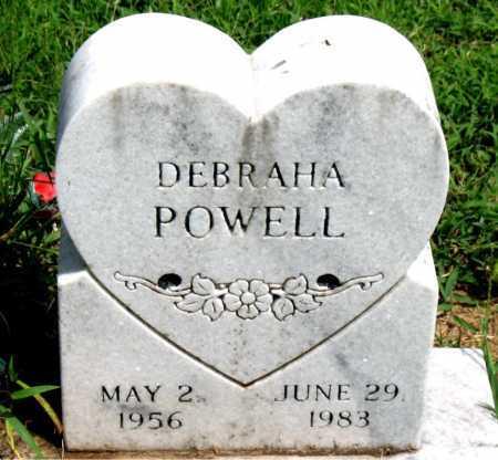 POWELL, DEBRAHA - Boone County, Arkansas | DEBRAHA POWELL - Arkansas Gravestone Photos