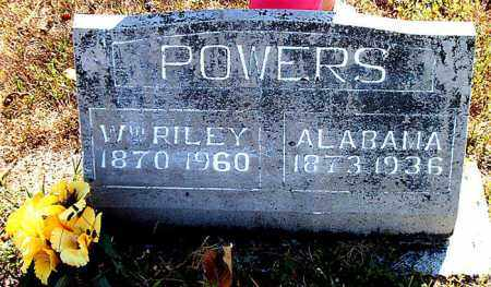 POWERS, WILLIAM RILEY - Boone County, Arkansas | WILLIAM RILEY POWERS - Arkansas Gravestone Photos