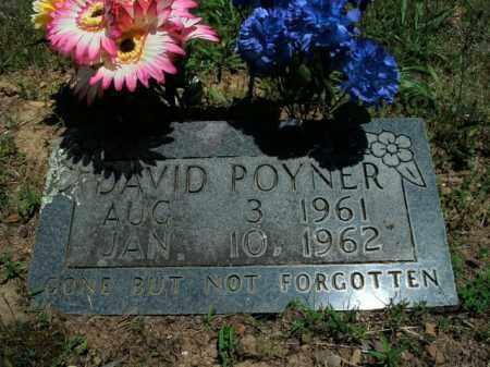 POYNER, DAVID L - Boone County, Arkansas | DAVID L POYNER - Arkansas Gravestone Photos