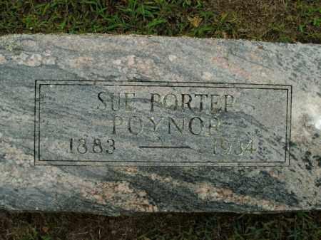 PORTER POYNER, SUE - Boone County, Arkansas | SUE PORTER POYNER - Arkansas Gravestone Photos