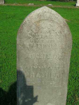 PRATHER, INFANT SISTER - Boone County, Arkansas | INFANT SISTER PRATHER - Arkansas Gravestone Photos