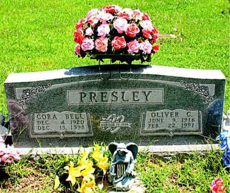PRESLEY, OLIVER CHESTER - Boone County, Arkansas | OLIVER CHESTER PRESLEY - Arkansas Gravestone Photos
