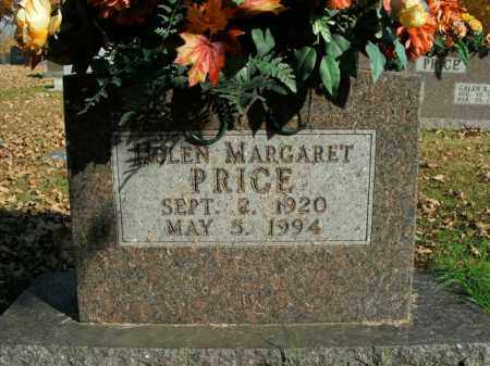 PRICE, HELEN MARGARET - Boone County, Arkansas | HELEN MARGARET PRICE - Arkansas Gravestone Photos