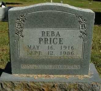 PRICE, REBA - Boone County, Arkansas | REBA PRICE - Arkansas Gravestone Photos