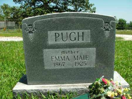 PUGH, EMMA MAIE - Boone County, Arkansas | EMMA MAIE PUGH - Arkansas Gravestone Photos