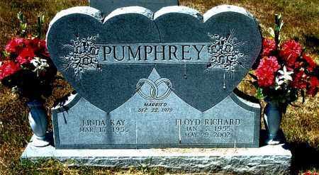 PUMPHREY, FLOYD RICHARD - Boone County, Arkansas | FLOYD RICHARD PUMPHREY - Arkansas Gravestone Photos