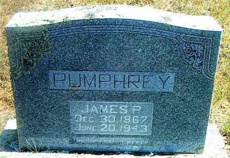 PUMPHREY, JAMES  P. - Boone County, Arkansas   JAMES  P. PUMPHREY - Arkansas Gravestone Photos