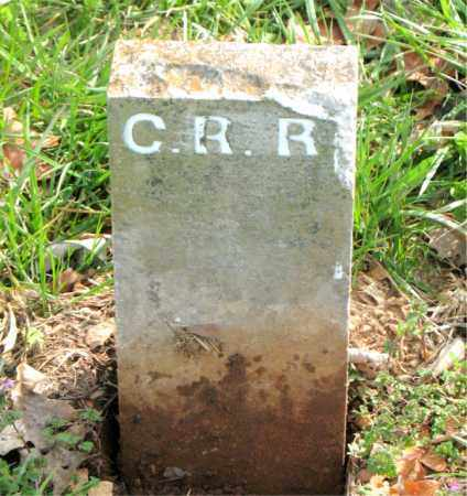 R., C. R. - Boone County, Arkansas | C. R. R. - Arkansas Gravestone Photos