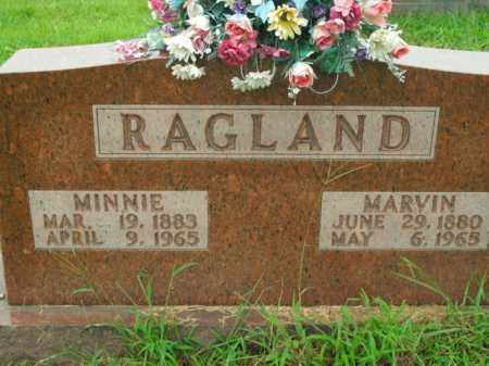 RAGLAND, MARVIN - Boone County, Arkansas | MARVIN RAGLAND - Arkansas Gravestone Photos