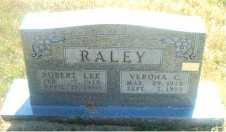 RALEY, ROBERT LEE - Boone County, Arkansas | ROBERT LEE RALEY - Arkansas Gravestone Photos