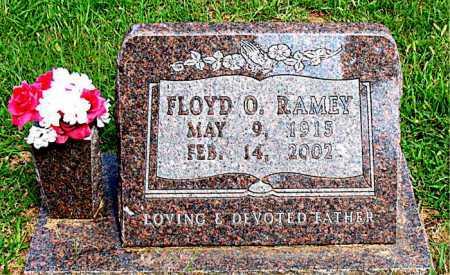RAMEY, FLOYD O - Boone County, Arkansas   FLOYD O RAMEY - Arkansas Gravestone Photos