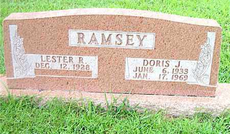 RAMSEY, DORIS  J. - Boone County, Arkansas | DORIS  J. RAMSEY - Arkansas Gravestone Photos