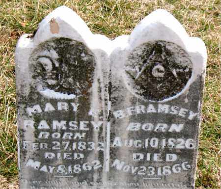 RAMSEY, MARY  L. - Boone County, Arkansas | MARY  L. RAMSEY - Arkansas Gravestone Photos