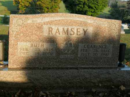 RAMSEY, RUTH - Boone County, Arkansas | RUTH RAMSEY - Arkansas Gravestone Photos