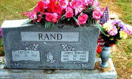 RAND, JAMES EDWARD - Boone County, Arkansas | JAMES EDWARD RAND - Arkansas Gravestone Photos