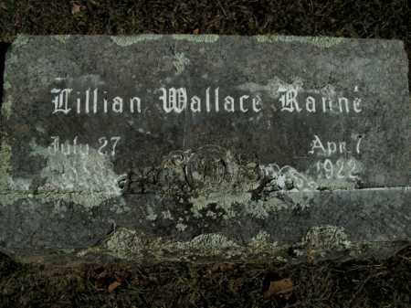 RANNE, LILLIAN - Boone County, Arkansas | LILLIAN RANNE - Arkansas Gravestone Photos