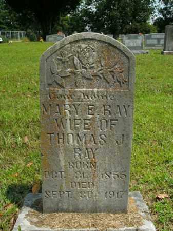 RAY, MARY ELIZABETH - Boone County, Arkansas | MARY ELIZABETH RAY - Arkansas Gravestone Photos