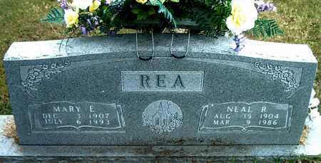 REA, MARY ELIZABETH - Boone County, Arkansas | MARY ELIZABETH REA - Arkansas Gravestone Photos