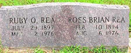 REA, ROSS BRIAN - Boone County, Arkansas   ROSS BRIAN REA - Arkansas Gravestone Photos
