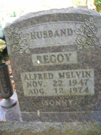 RECOY, ALFRED MELVIN - Boone County, Arkansas | ALFRED MELVIN RECOY - Arkansas Gravestone Photos