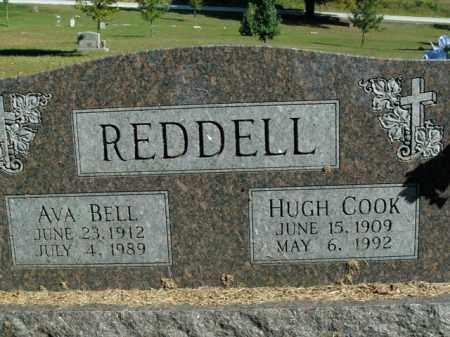 REDDELL, HUGH COOK - Boone County, Arkansas   HUGH COOK REDDELL - Arkansas Gravestone Photos