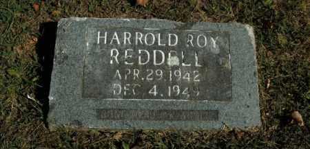 REDDELL, HARROLD RAY - Boone County, Arkansas | HARROLD RAY REDDELL - Arkansas Gravestone Photos