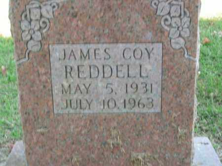 REDDELL, JAMES COY - Boone County, Arkansas | JAMES COY REDDELL - Arkansas Gravestone Photos