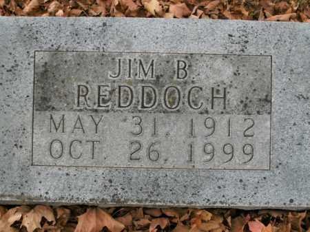 REDDOCH, JIM B. - Boone County, Arkansas | JIM B. REDDOCH - Arkansas Gravestone Photos